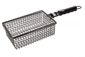 Abdoolally Quality Non-stick Vegetable Grilling Basket