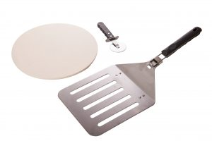 Abdoolally Quality Grill Stone Pizza Set