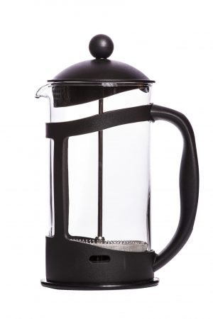 Abdoolally Quality Glass Cafetieres, 8 Cup