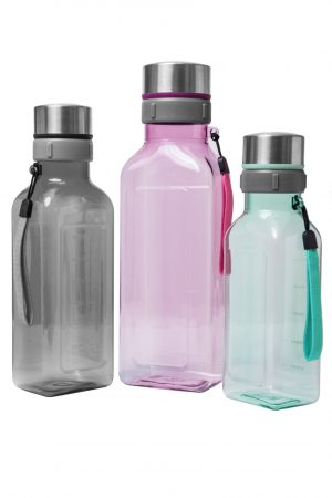 Abdoolally Quality Tritan Water Bottle, 1000ml