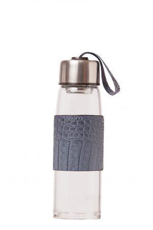 Abdoolally Quality Borosilicate Glass Bottle, 480ml