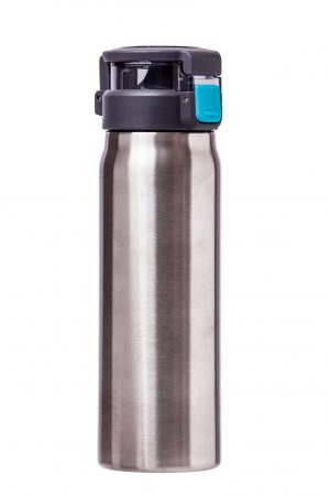 Abdoolally Quality Stainless Steel Insulated Sport Bottle, 710ml