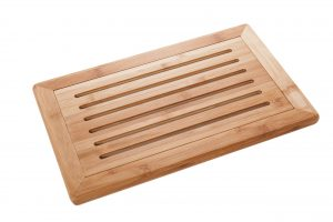 Abdoolally Quality Bamboo Bread Cutting Board