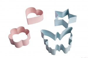 Abdoolally Quality Set of 4 Cookie Cutters