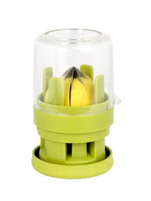 Abdoolally Quality 2-in-1 Lemon / Lime Juicer & Wedger