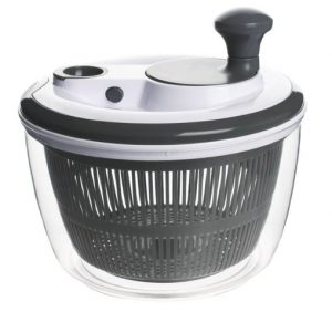 Abdoolally Quality Salad Spinner with Stopper, 5L/ 25 cm dia.