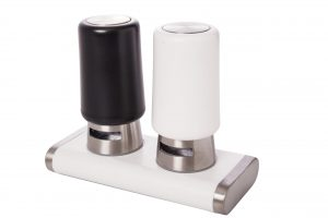Abdoolally Quality 3-in-1 Salt and Pepper Set